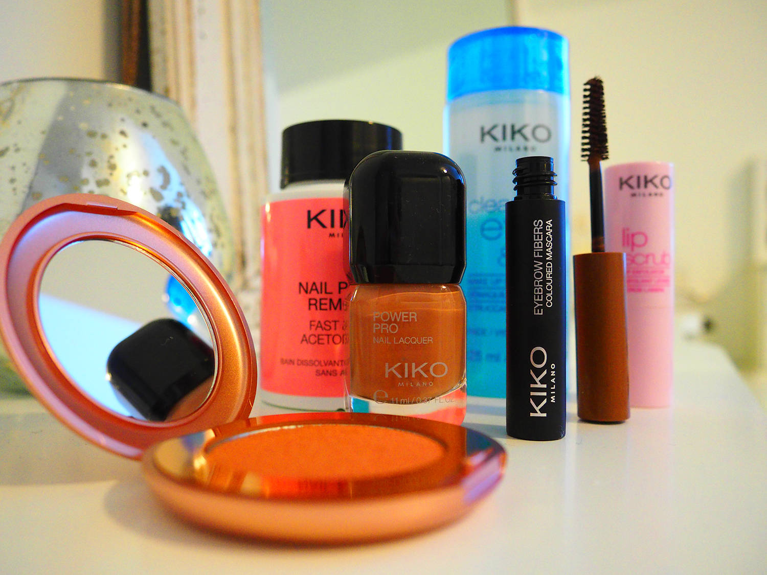 I've gone Kiko Crazy