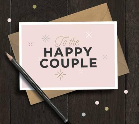 Happy Couple by David Robinson