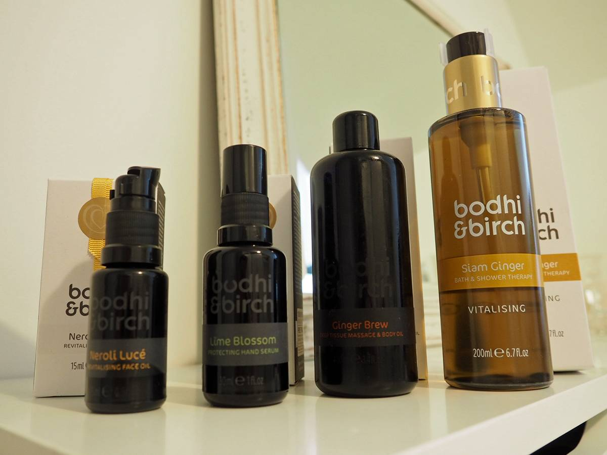 Bodhi & Birch; luxurious English skincare