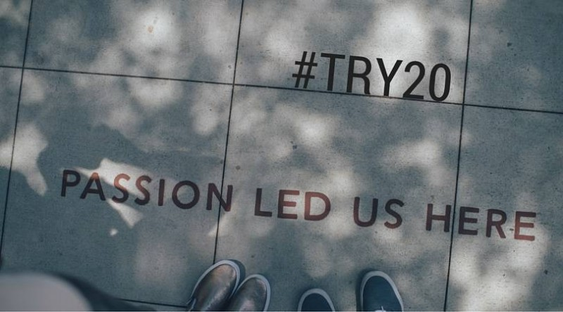 #Try20