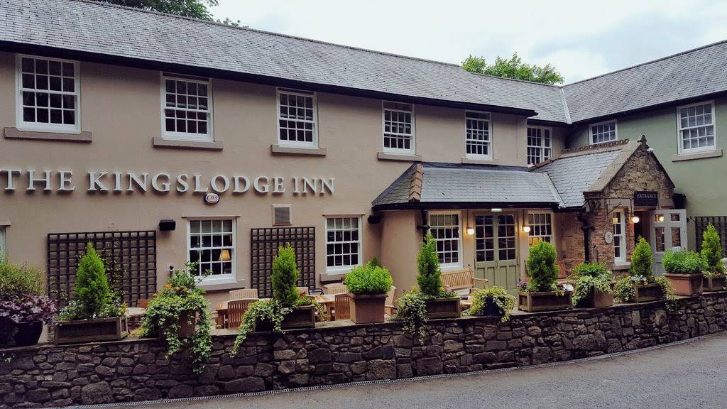Eat Here: Kingslodge Inn, Durham