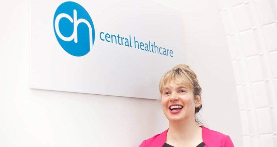 Gill from Central Healthcare
