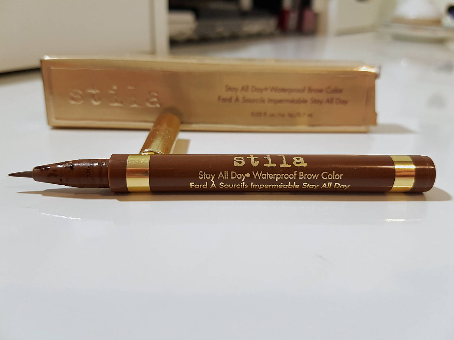 Stila waterproof brow colour